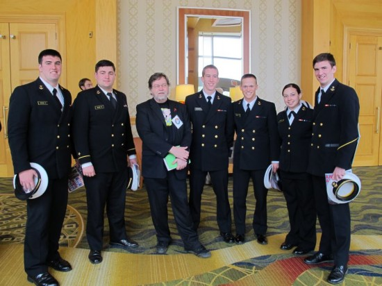 Secular Students of the Military: The Naval Academy