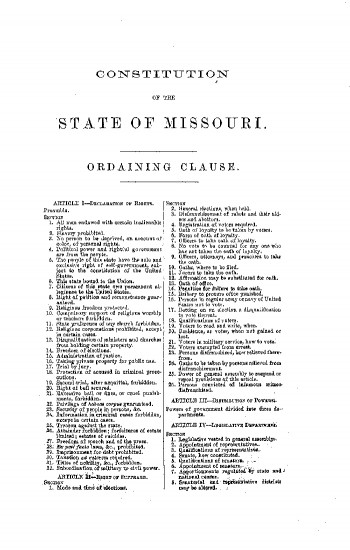 Missouri Right-to-Pray Amendment Has a (Literally) Hidden Purpose