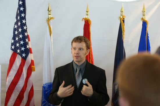 Secular Students of the Military: An Interview with Jason Torpy