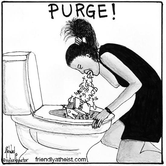 nakedpastor: Purge