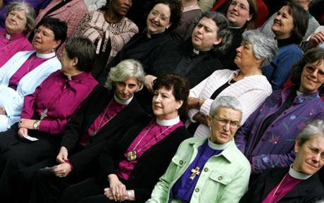 Is the Church of England's Rejection of Women Bishops a Blessing in Disguise?