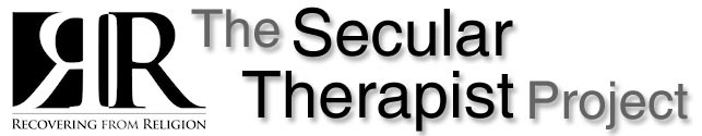 Secular Therapist Project