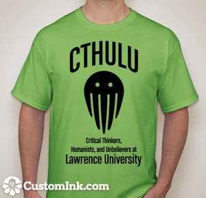 Help Out CTHULU!