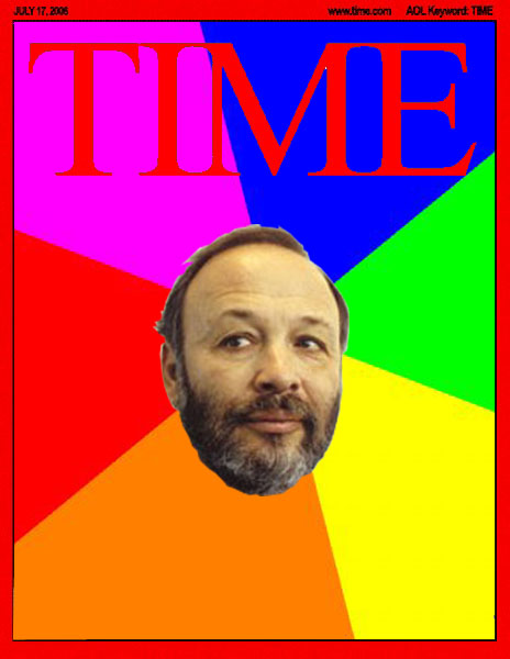Klein Time mag meme