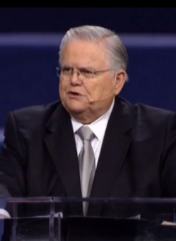 John Hagee: Atheists Can Leave the Country if They Don't