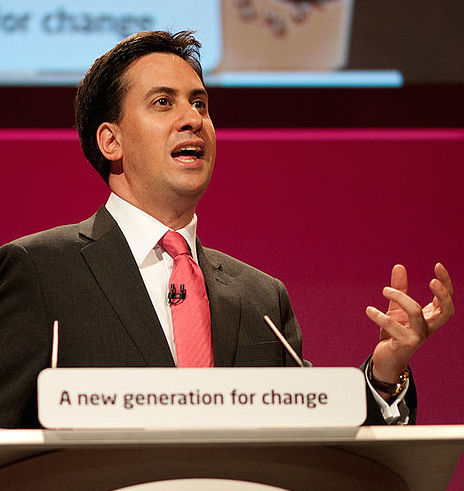 UK Labour Party Leader Ed Miliband: 'I Don't Believe in God'