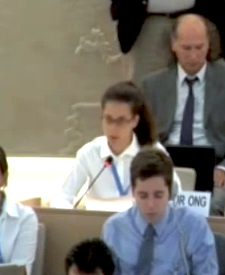 Saudi Arabia Tries to Shout Down Center for Inquiry at UN Human Rights Council