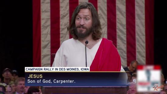 JesusSpeech