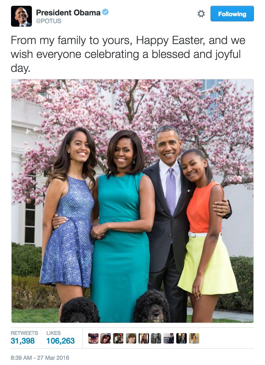 ObamaEaster