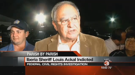 """In God We Trust"" Sheriff Pleads Not Guilty After Being Indicted for Abusing Prisoners"