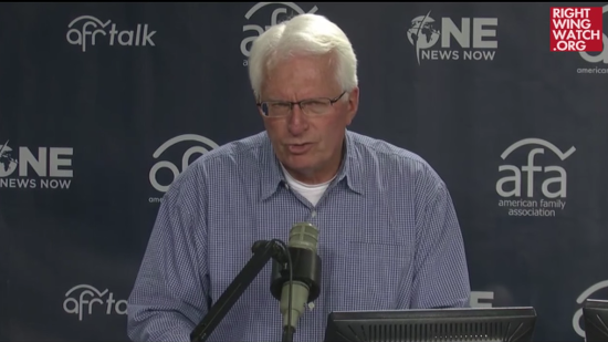 Bryan Fischer: We Can't Punish Women Over Abortions Yet Because They Don't Know Any Better