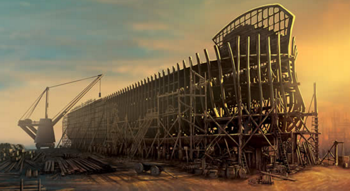 How_Did_Noah_Build_the_Ark____Answers_in_Genesis