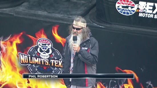 NASCARRobertson