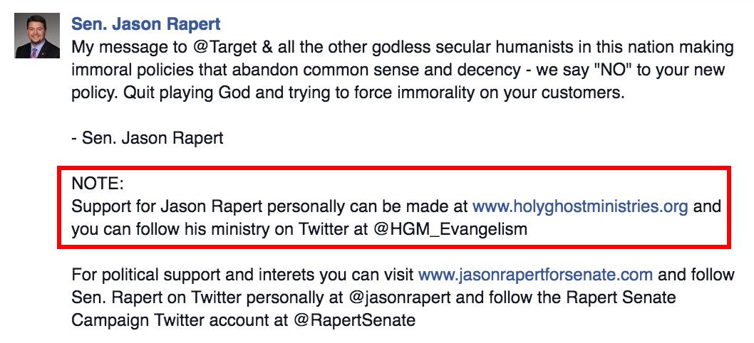 RapertMinistry