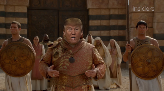 Donald Trump Has Won the Republican Game of Thrones