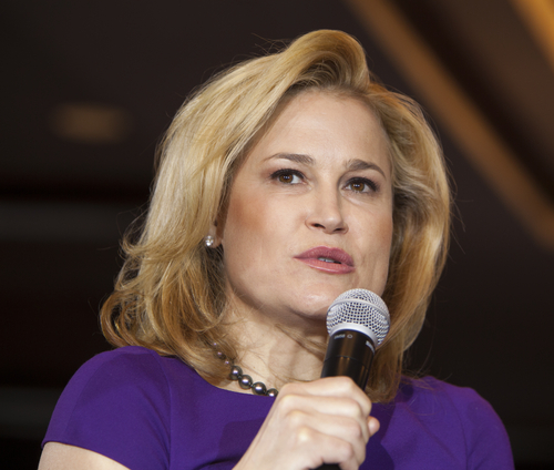 Heidi Cruz Says Her Husband's Loss Was God Working On His Own Time… Just Like With Slavery