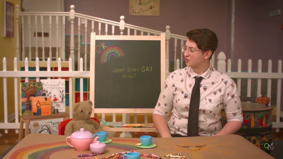 This New Web Series Helps Teach Preschoolers About LGBT Issues