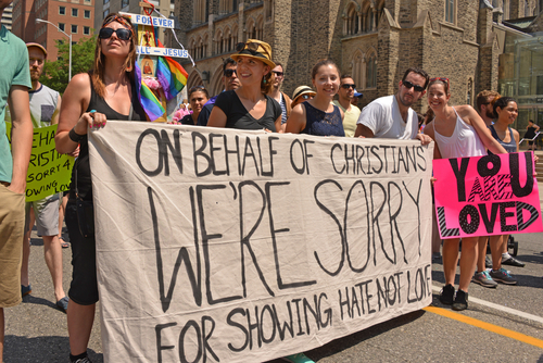 To Christians, From a Christian: Our Collective Homophobia Is Killing People