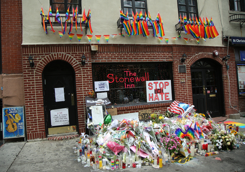 Obama Designates Stonewall Inn the First National Monument Commemorating the LGBT Movement