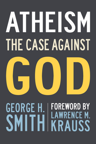 Atheism Case Against God COVER