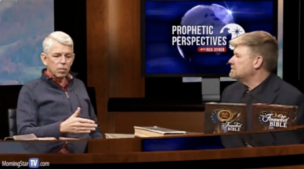 David Barton: I'll Only Debate Atheists If I Get to Speak 97% of the Time