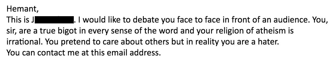 DebateIrrational