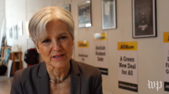 Dr. Jill Stein Responds to Vaccine Controversy By Saying She's Just Asking Questions
