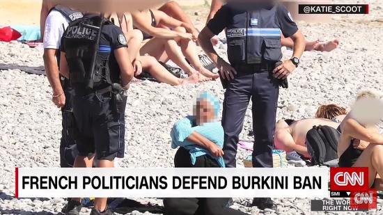 BurkiniBanCNN