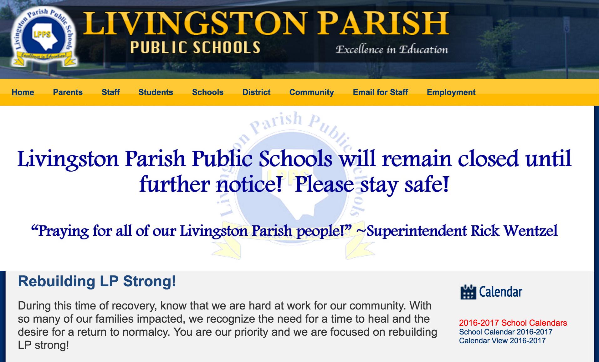 LivingstonParishSchools