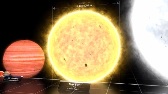 StarSizeComparison