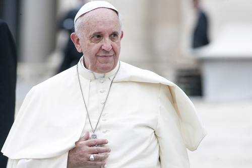 "Pope Francis Calls Transgender People An ""Annihilation of Man As Image of God"""