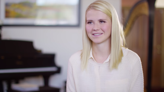 """Elizabeth Smart Slams Purity Culture: """"There Is Nothing That Can Detract From Your Worth"""""""