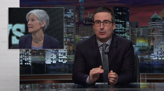 Jill Stein Blames John Oliver for Declining Donations, Continues to Double Down on Dangerous Ideas