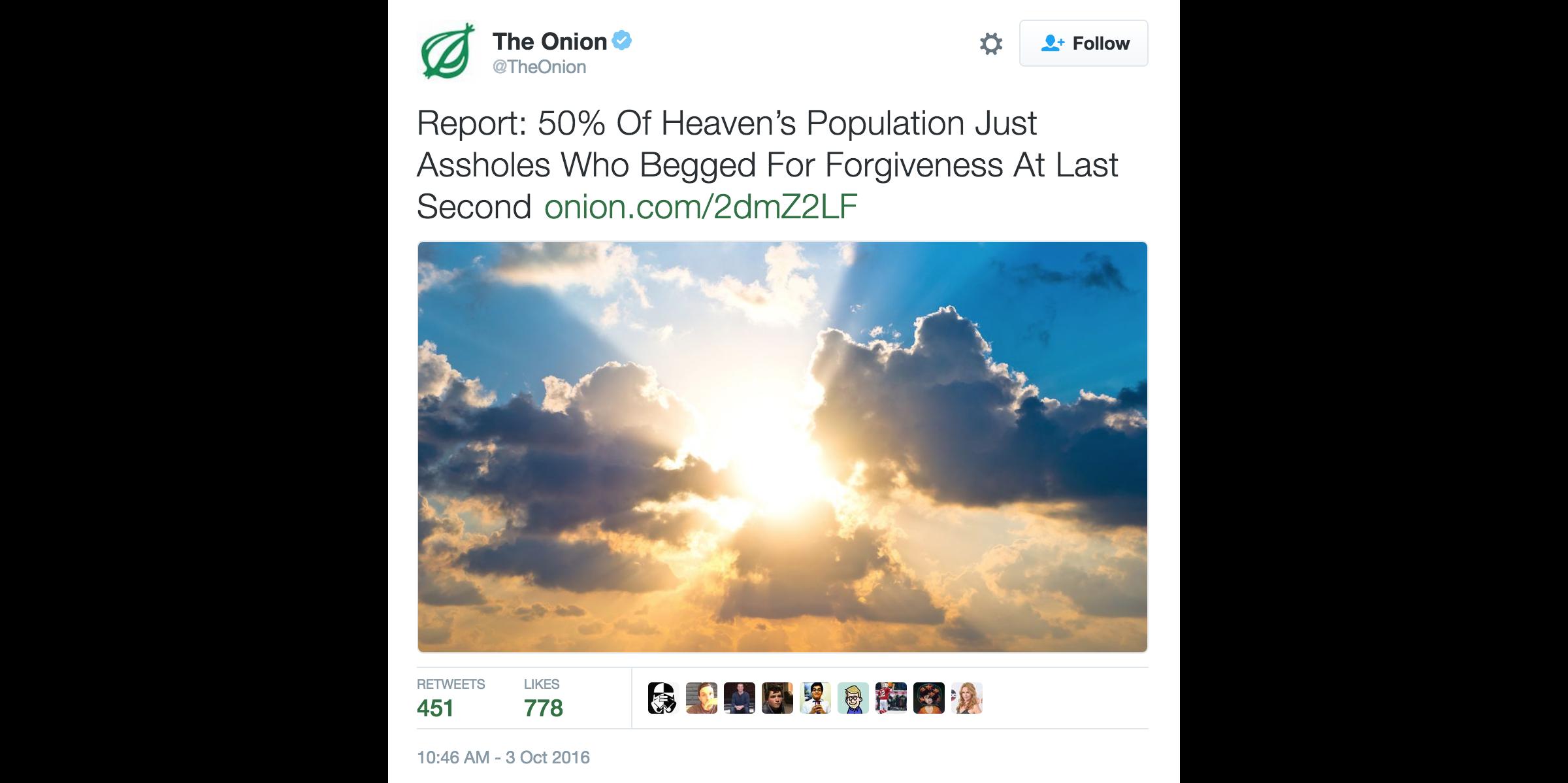 OnionHeaven