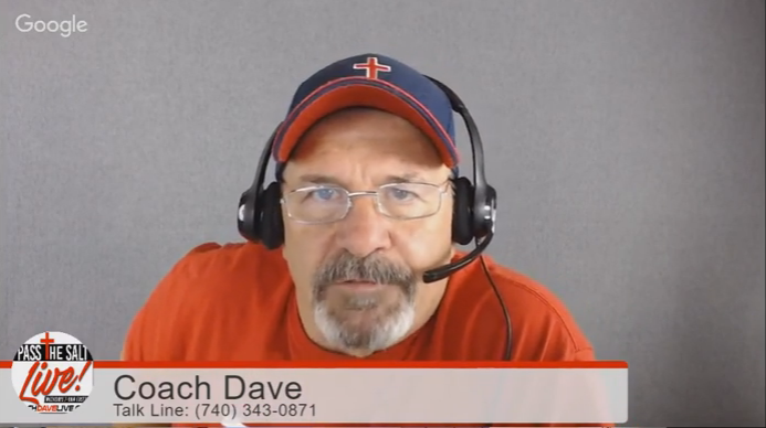 "Trump Saying ""Pussy"" Not As Damning As Clinton Having One, Says ""Coach"" Dave Daubenmire"