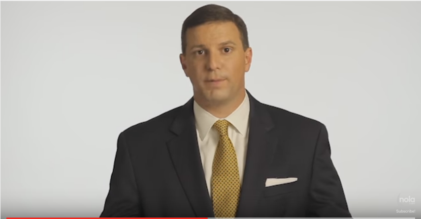 Married, Catholic Louisiana GOPer Apologizes In Weird Commercial For Sexting 17-Year-Old Boy