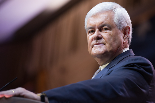 "Newt Gingrich: ""Atheist Philosophy"" More Dangerous to Christianity Than Terrorists"