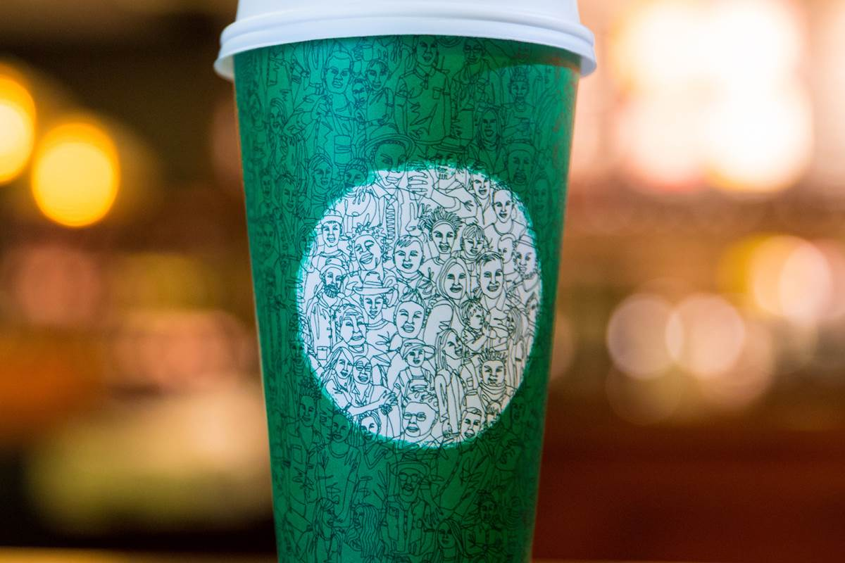 Starbucks Cup Panic Is the Apex of Christian Entitlement