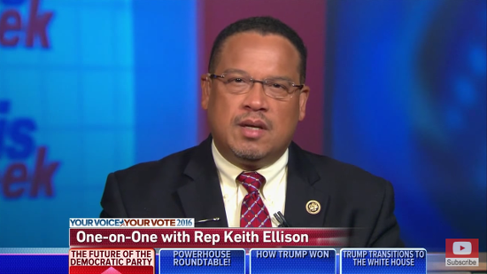 Pastor Rick Joyner is Furious About Rep. Keith Ellison's Non-Existent Ties to the Nation of Islam
