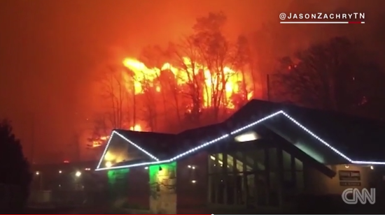 GatlinburgWildfires