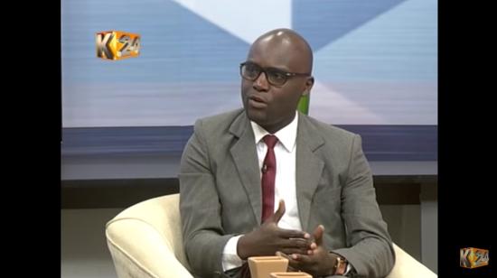 Harrison Mumia of Atheists in Kenya