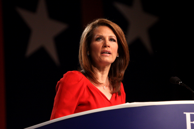 Michele Bachmann: God Led the FBI to Anthony Weiner's Emails to Help Donald Trump Win the Election