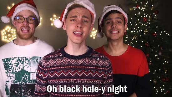 BlackHoleyNight