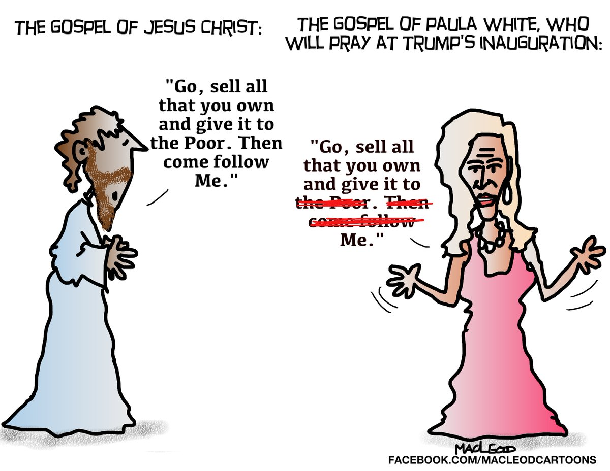 Paula White Whos Praying At Donald Trumps Inauguration Should