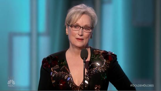 A Conservative Christian Blogger Was Wrong to Condemn Meryl Streep's Call for Empathy