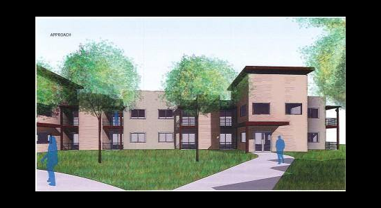 Proposed Placer Mission homeless shelter