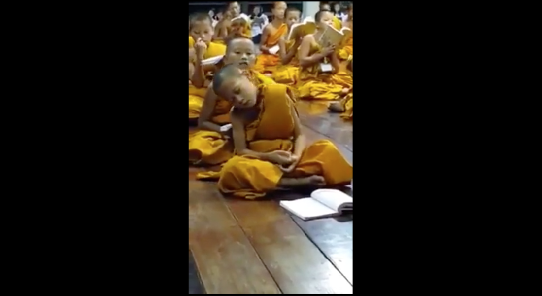 SLEEPINGMonk