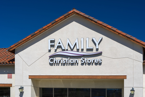 Family Christian Stores Is Closing Because They Sold Too Many