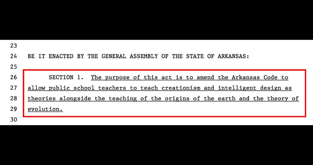 ArkansasBillScience