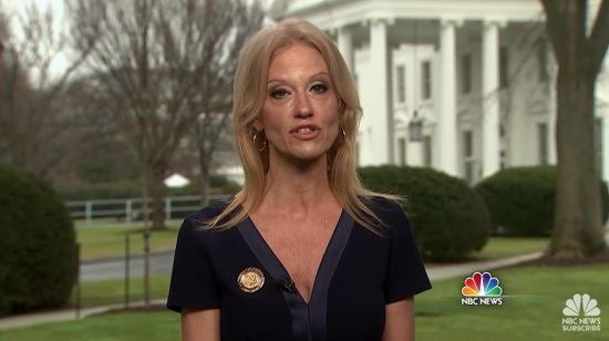Kellyanne Conway Thinks Obama Spied on Trump with… Microwaves?